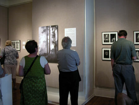 More exhibit viewers