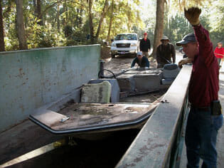 Ochlockonee River Clean-up