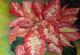 Linda Lee painting_Jingle Bells