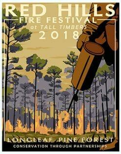 Fire Festival poster