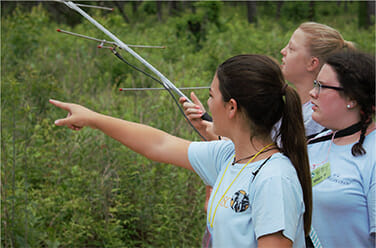 Hands on Thomas County Camp