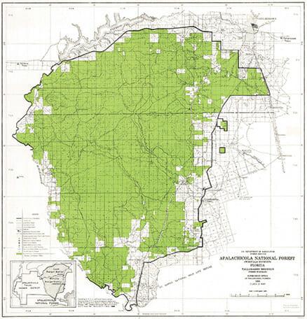 Acreage Map