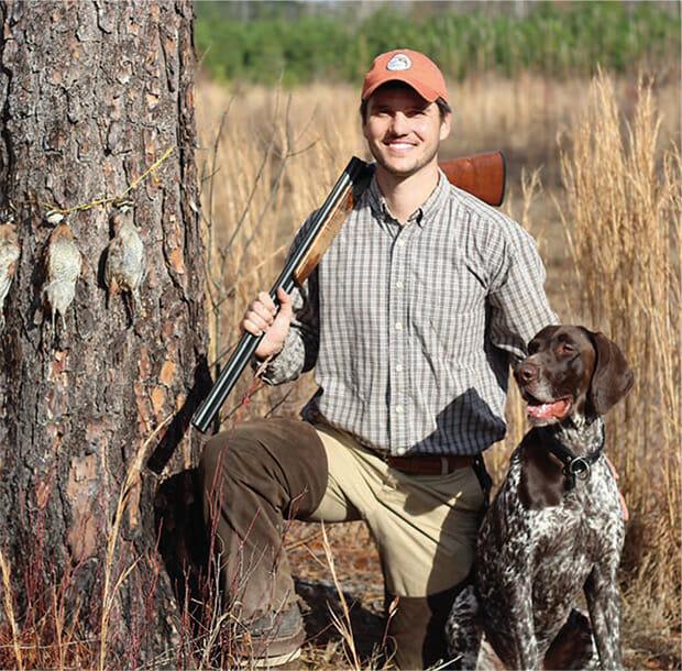 Hunter and Dog IMG