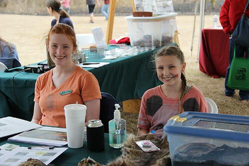Kaylin and Tori Staller