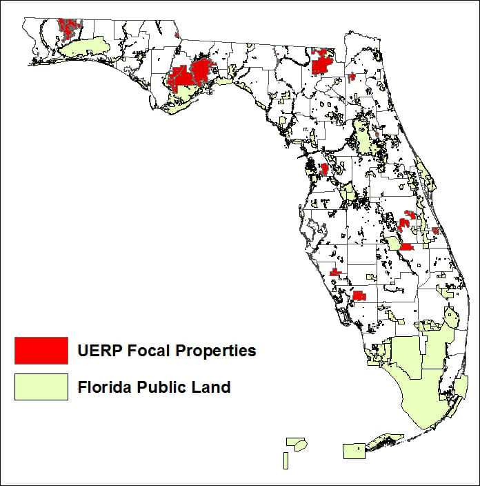 Focal Properties Map